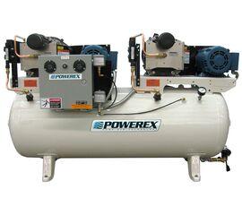 Powerex 3 HP Air Compressor Oilless Scroll 80 Gallon Tank | STD0303