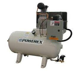 1.5 HP Oilless Compressor 4.2 CFM 60 Gallon Tank