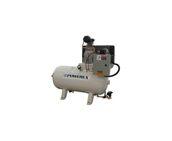 1 HP Oilless Compressor 3 CFM 30 Gallon Tank